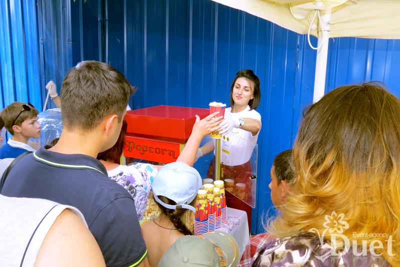Организация, проведение, наполнение и координация детских праздников в Днепропетровске. Детский день рождения и промо акции