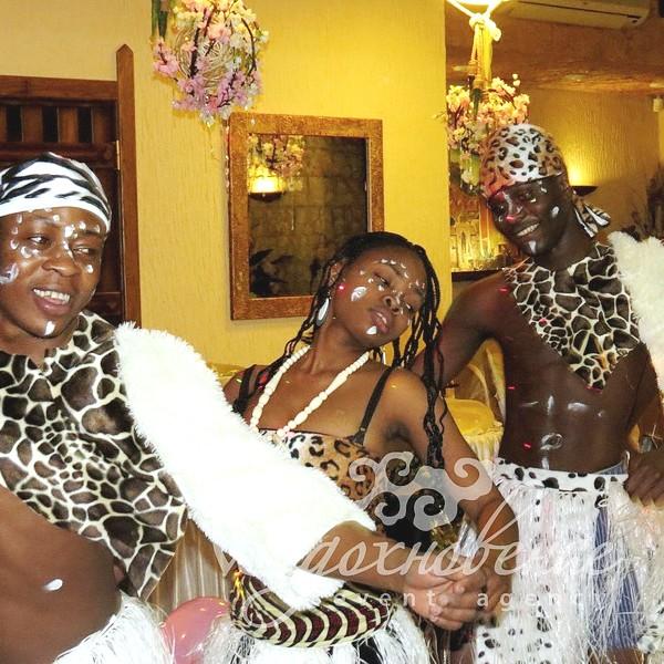 Афро-шоу.