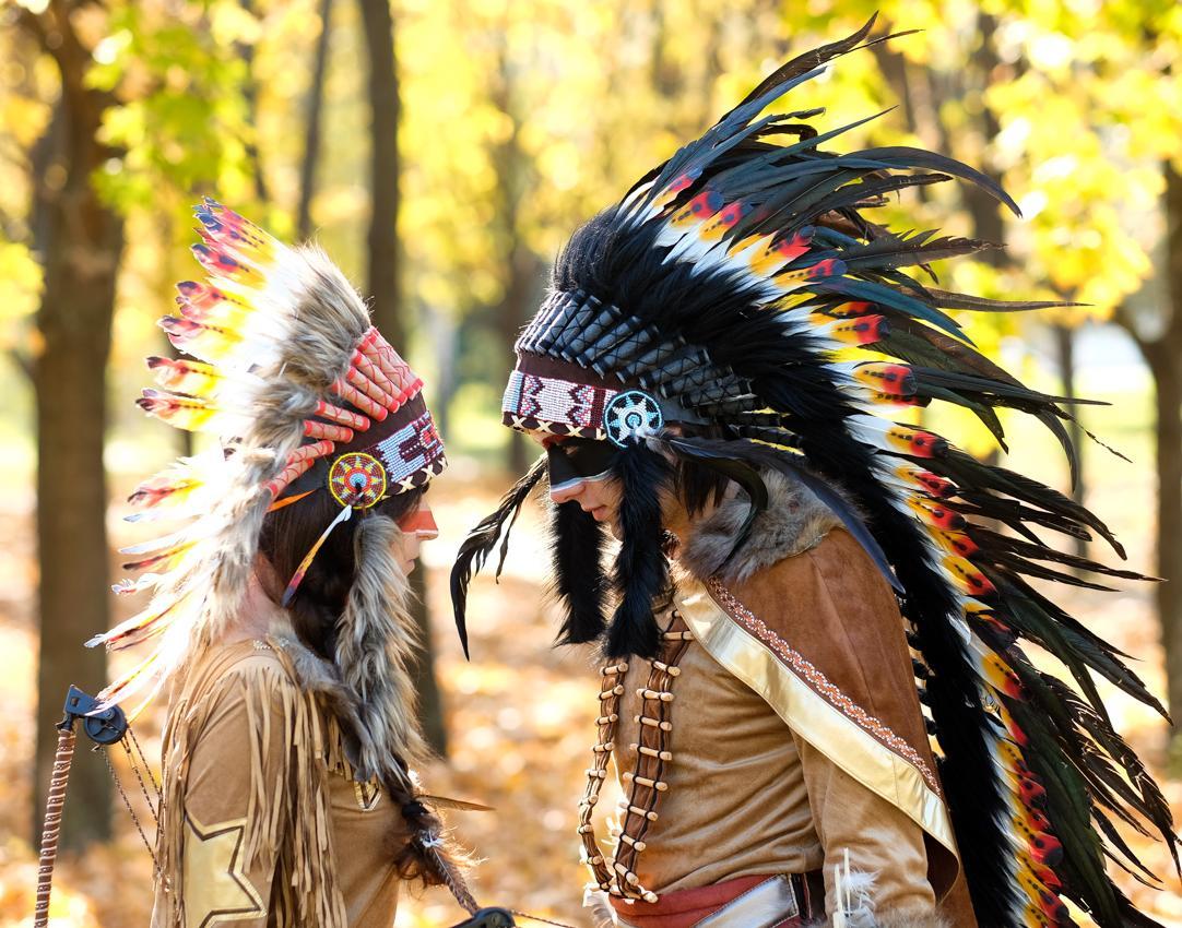Индейцы племени Мучача