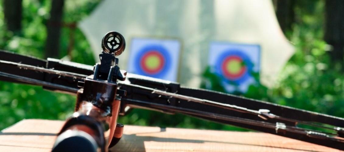 Стрельба из лука и арбалета на выезд