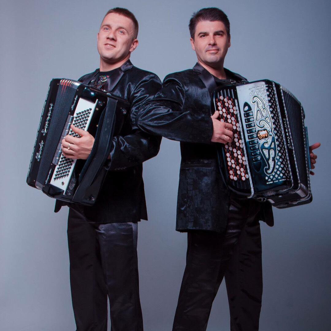 Дуэт аккордеонистов