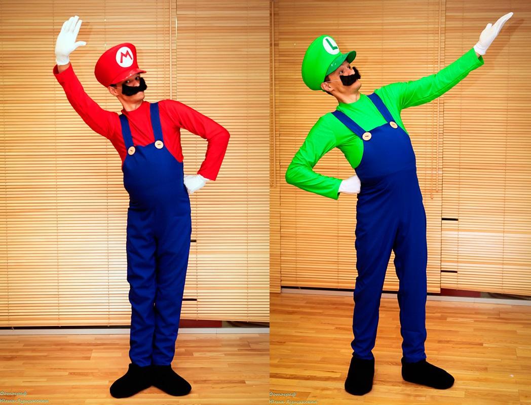 """Квест """"Приключения Марио"""""""
