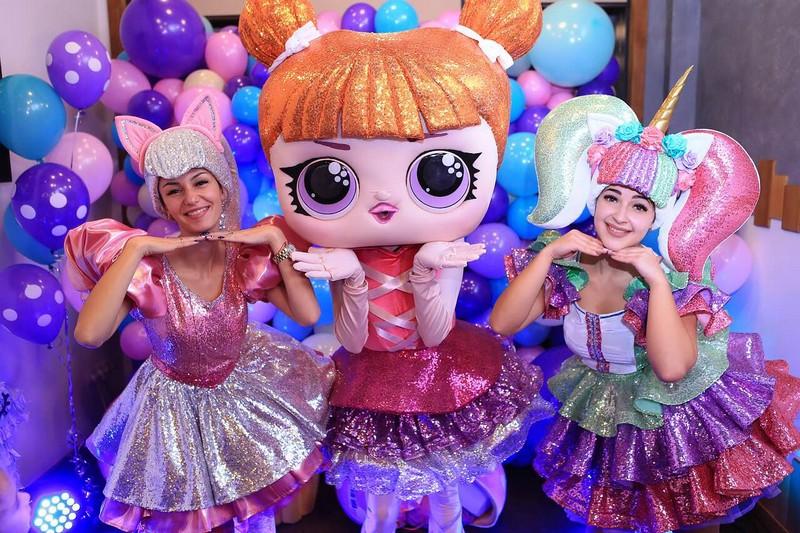 Вечеринка в стиле LOL (Куклы Лол)